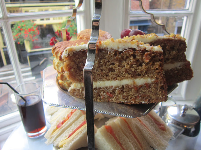 Afternoon Tea at the Crooked House in Windsor ♥