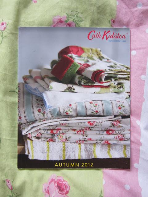 Cath Kidston Autumn/Winter 2012 Lookbook ♥