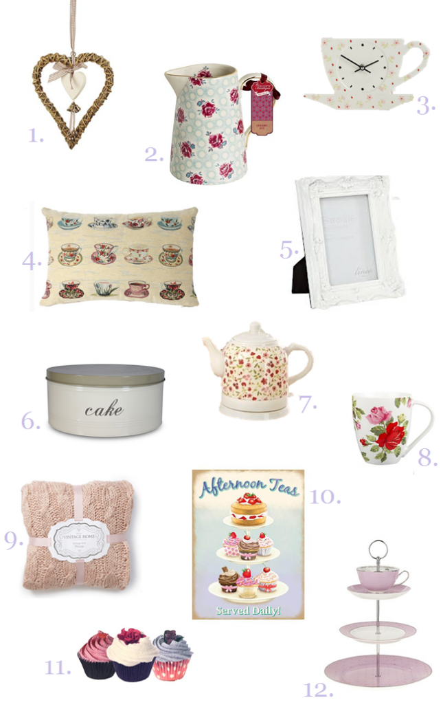 Vintage Home Lover's Christmas Gift Guide ♥