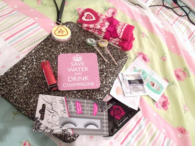 Christmas Gifts (including my #MSM Secret Santa!) ♥