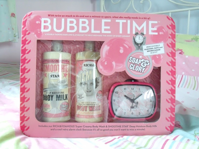 Soap & Glory Glossed for Words & Bubble Time Gift Sets ♥