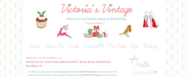 Happy December! Bloggy Update – Layout, Giveaways, Events, Advertising etc. ♥