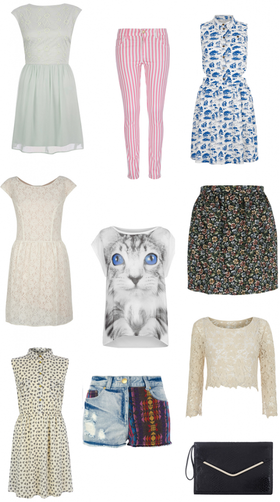 Primark Spring/Summer 2013 Collection – My Top Picks ♥