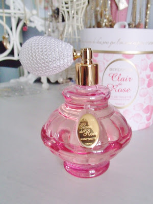 Berdoues Clair de Rose Eau de Toilette for Valentines ♥