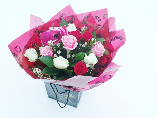 Perfect Valentines Gifts from Interflora ♥