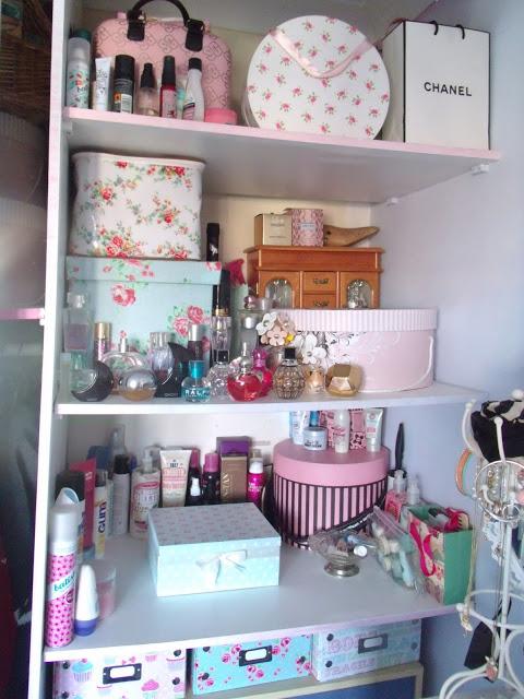 My Bedroom Storage ♥