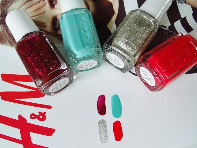 Essie Winter Mini Collection 2012 ♥