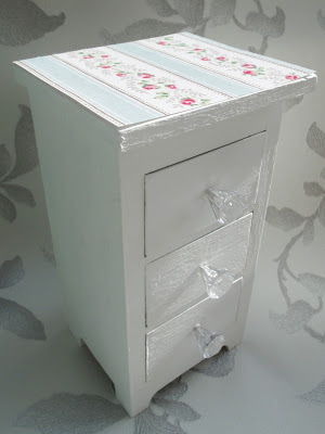 Mini DIY Project – Little Drawer Set ♥