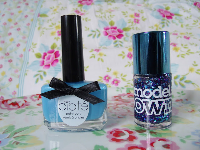 Models Own Freak Out & Ciate Holiday Blues ♥
