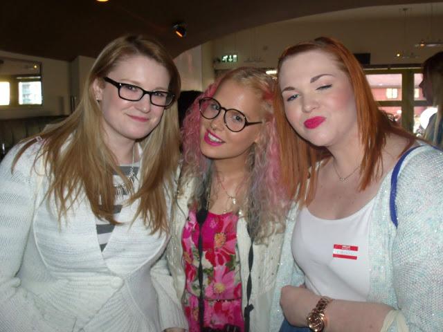Birmingham Bloggers Meet – Spring 2013 ♥