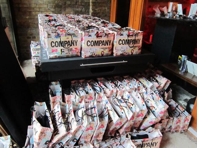 Company Magazine Blogger Style Awards & Goody Bag ♥