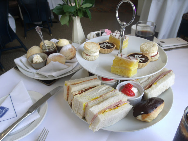 Birthday Afternoon Tea in Stratford Upon Avon ♥