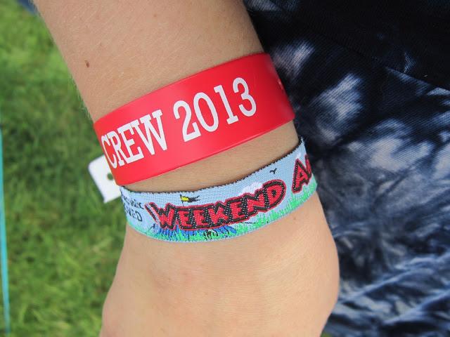 Week Away at Leeds Festival ♥