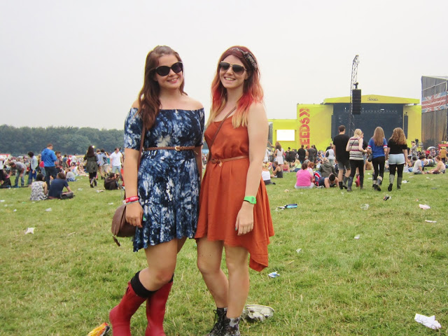 Week Away at Leeds Festival ♥
