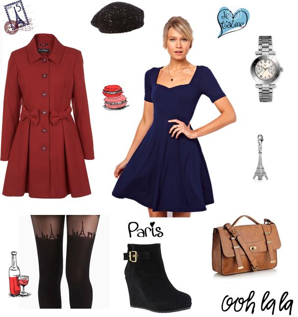 Autumn City Break Fashion ♥