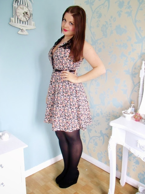Vintage Era Lingerie Styling with M&S ♥