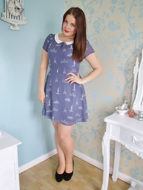 Sugarhill Boutique 'Around The World' Dress + Giveaway ♥