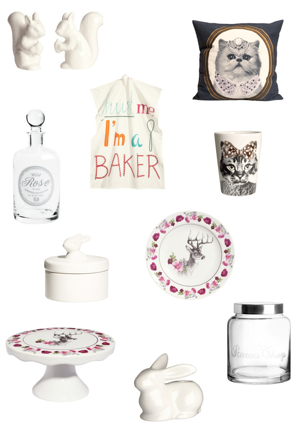 H&M Homeware Wishlist ♥