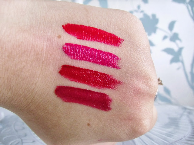Rimmel Apocalips Lip Lacquer Swatches ♥