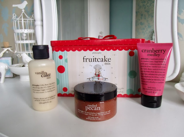 Philosophy Fruitcake Mix Gift Set ♥