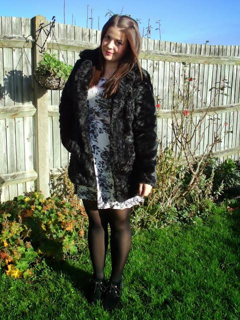 Faux Fur Coat ♥