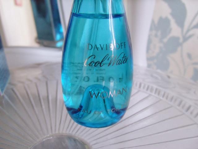Nina Ricci Nina L'eau & Davidoff Cool Water Perfume ♥