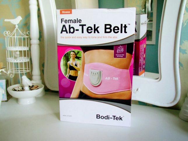 Bodi-Tek Ab-Tek Belt Review ♥