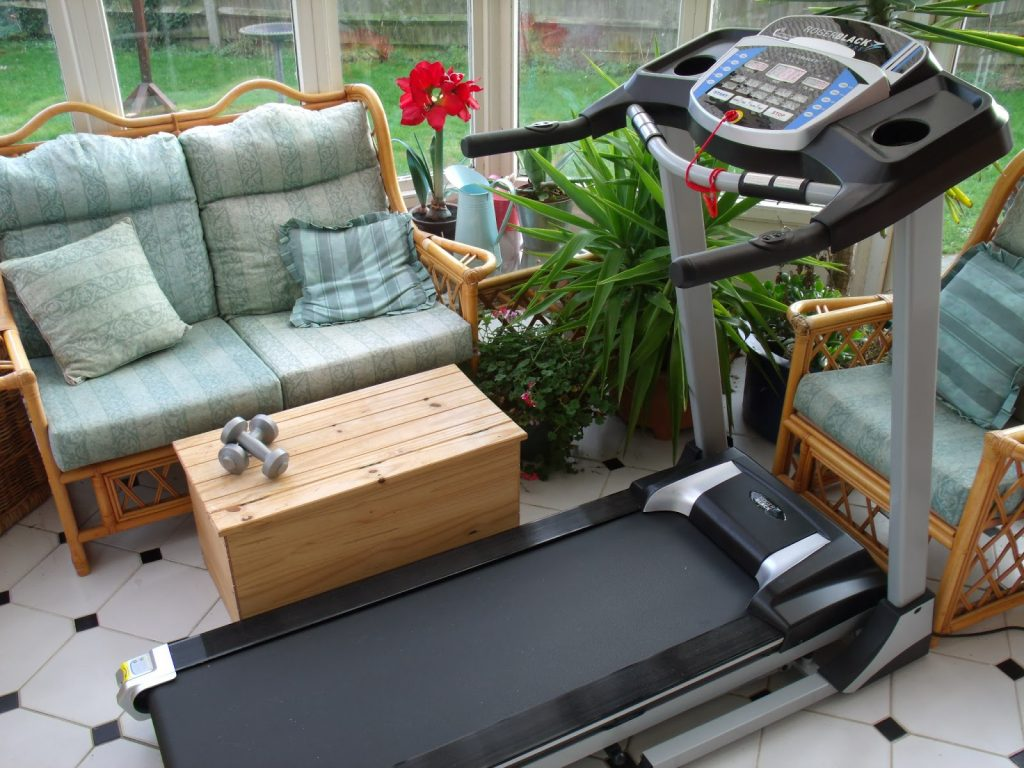 Roger Black Fitness Treadmill ♥