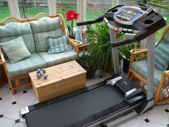 Roger Black Fitness Treadmill ♥