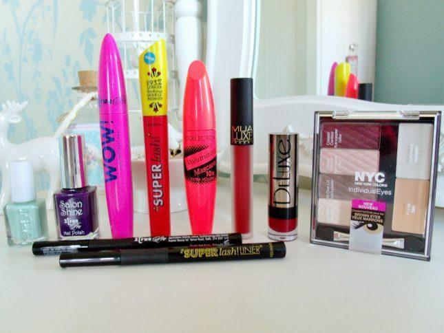 New Drug Store Cosmetics Haul ♥