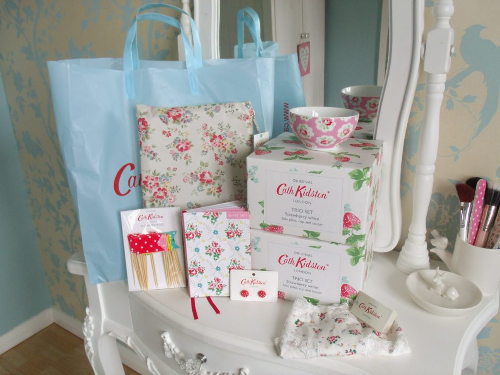 Cath Kidston outlet shop in St Neots haul