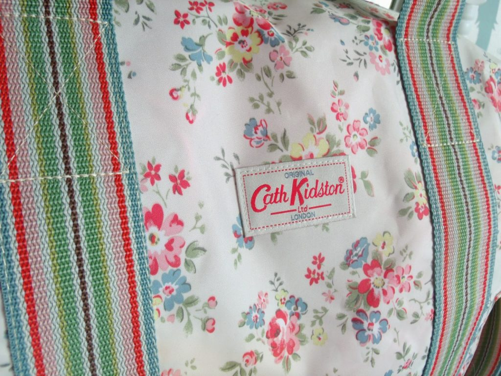 Cath Kidston overnight bag floral