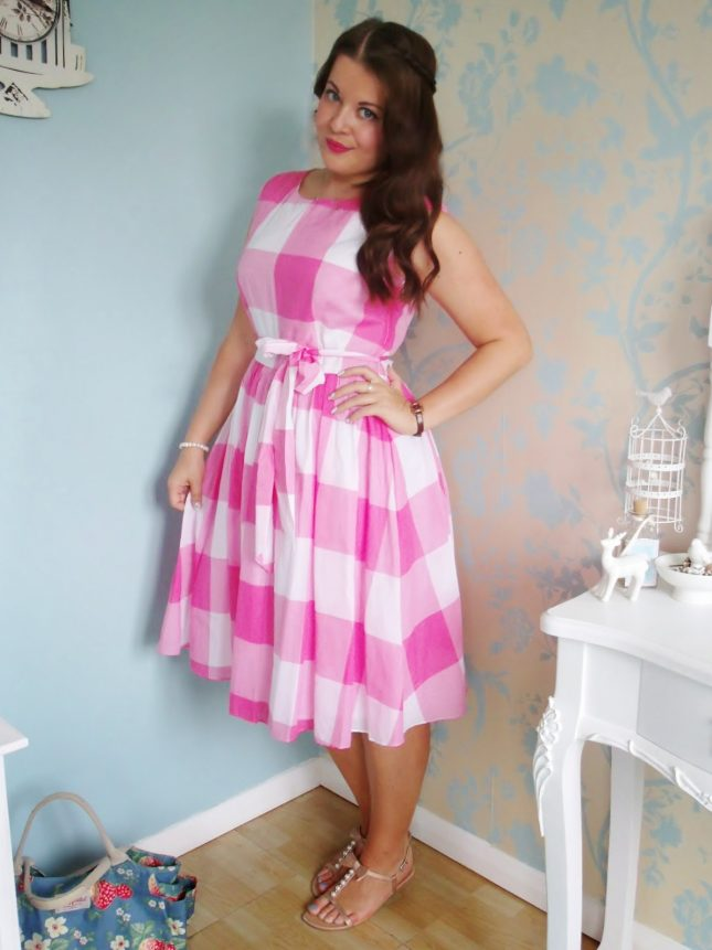 Laura Ashley Dress – Fashion Targets Breast Cancer ♥