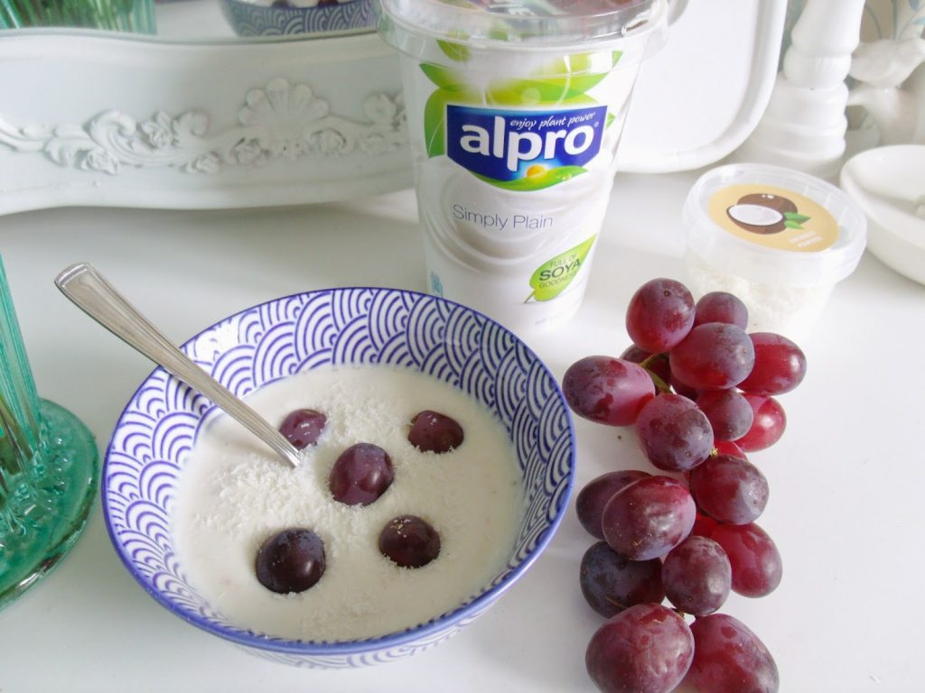 Shake Up Your Breakfast with Alpro Tops ♥