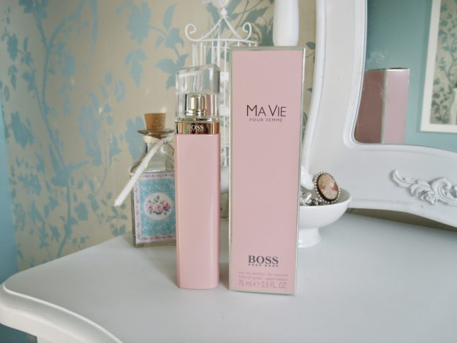 Ma Vie Pour Femme by Hugo Boss ♥