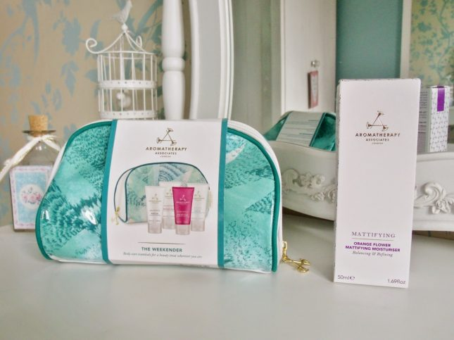 Luxury Skincare from Aromatherapy Associates ♥