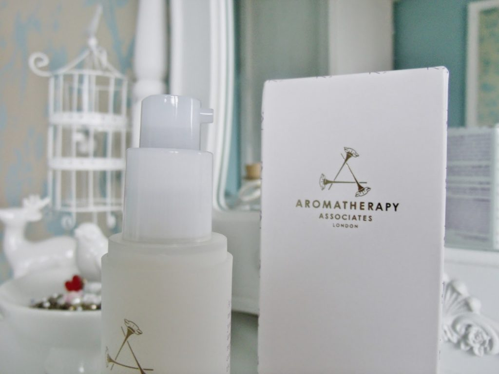 Luxury Skincare from Aromatherapy Associates ♥