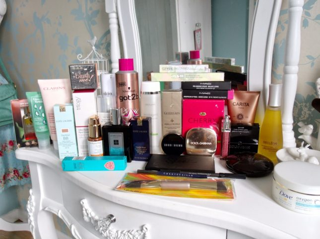 My £1,000 Beauty Goody Bag Prize ♥