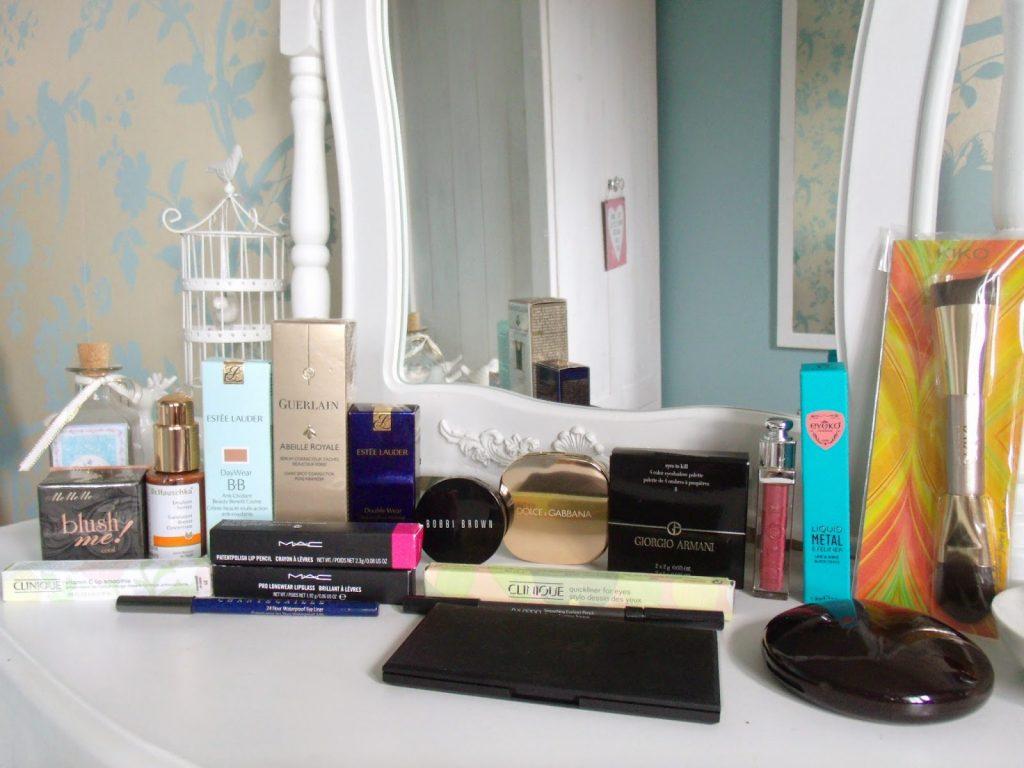 My £1,000 Beauty Goody Bag Prize ♥