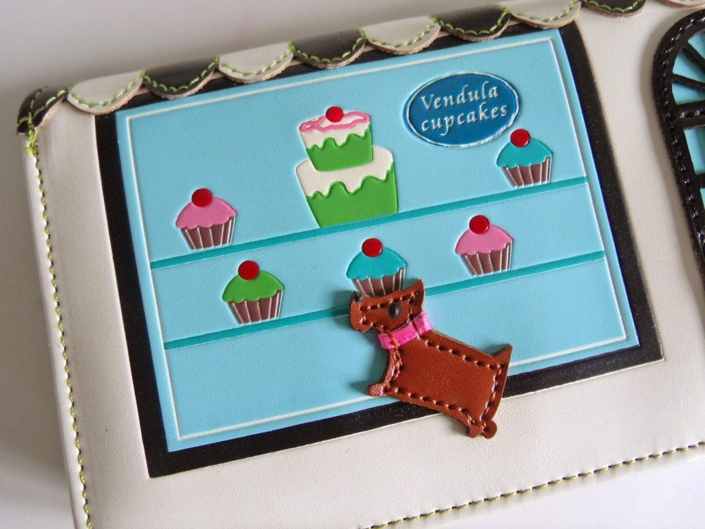 Cupcake Shop Purse from Vendula London ♥