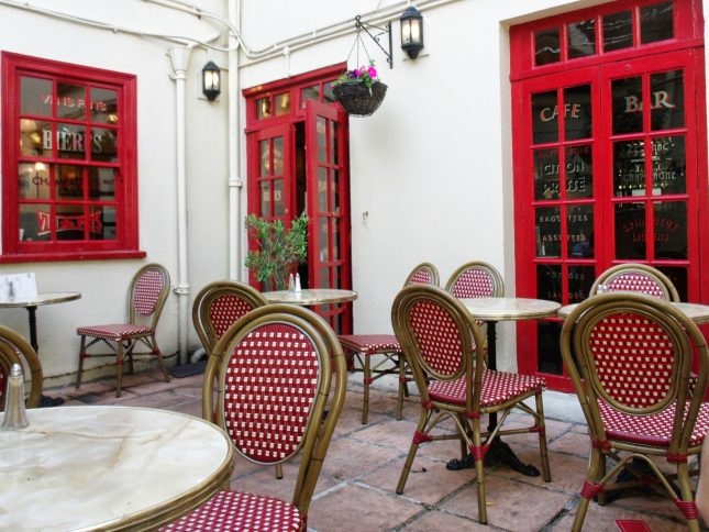 Review: Cafe Rouge, Cambridge