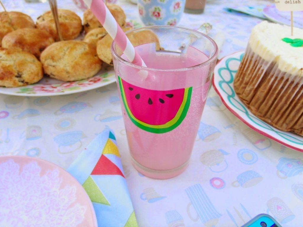 Pre-Birthday Tea Party ♥