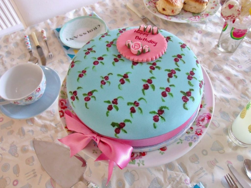 My Birthday Continued… ♥
