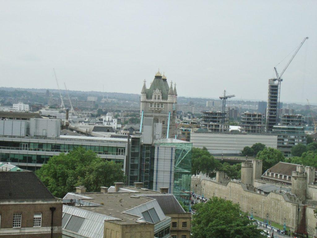 London Weekend: Grange Hotel, Lion King & Borough Market ♥