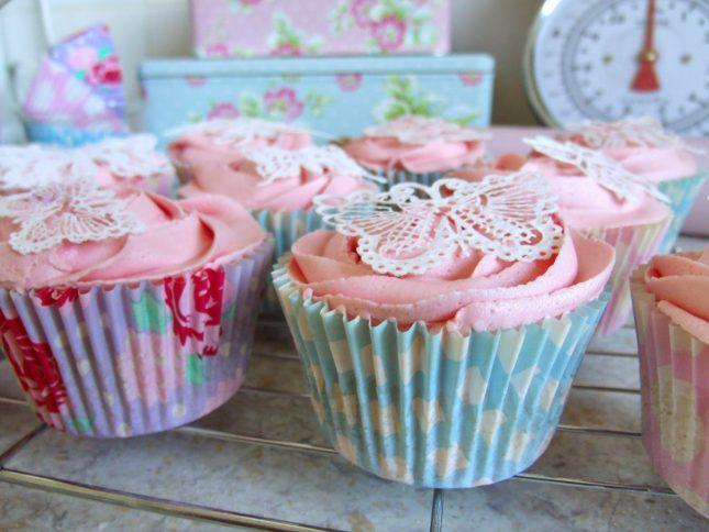 Claire Bowman Cake Lace Butterflies ♥