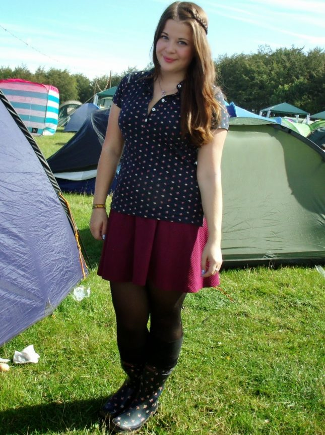 Leeds Festival Outfits ♥