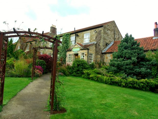 Review: Ox Pasture Hall Hotel, Scarborough