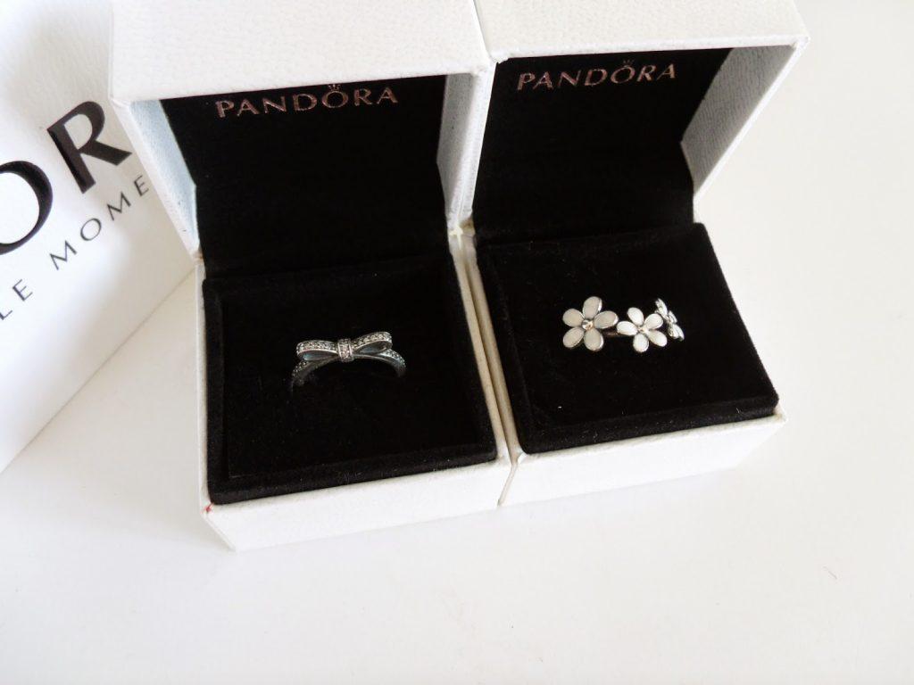 Pandora Stacking Rings ♥