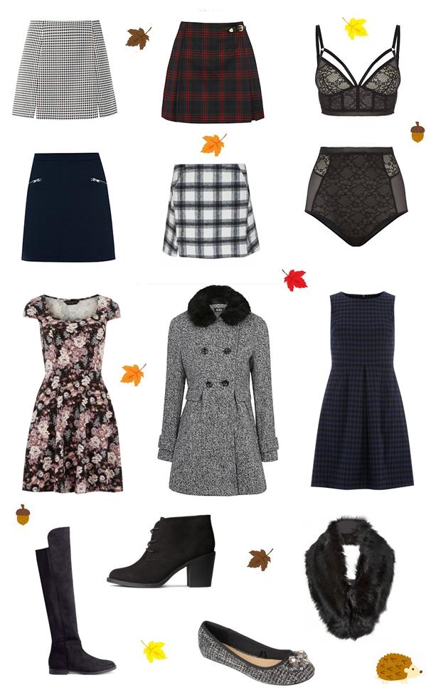 Autumn Fashion Wishlist ♥