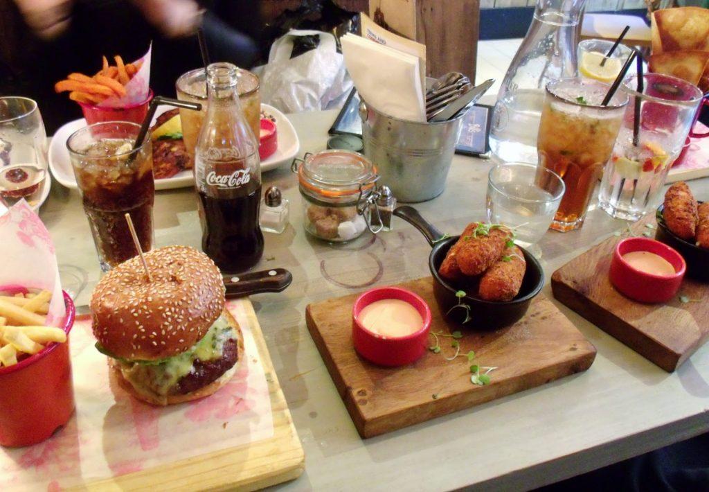Bill's Restaurant, Manchester